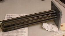"Watlow Immersion Heater  A0503485  9720  208V  12KW  3PH  U6-29-167-5  15-1/4"""