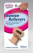 BUNION RELIEVERS PODIATRISTS CHOICE 2 PACK LARGE BY PEDIFIX ALIGNS TOES P229-L