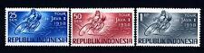 """INDONESIA - 1958 - Gara ciclistica """"Tour de Java"""""""