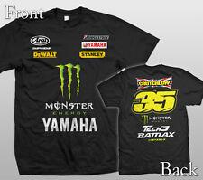 Cal Crutchlow New 2013 MotoGP Team 100% Cotton Personalized T-Shirt
