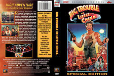 Big Trouble in Little China 2-Disc Special Edition DVD [Region 1] [US Import]