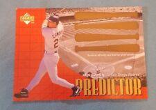 1997 Upper Deck Predictors #P22 Ken Caminiti San Diego Padres Baseball Card