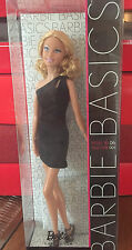 BARBIE BASICS Doll Model No 06 Collection 1 -2009 Black Label