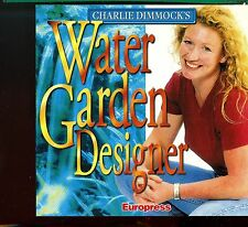 Charlie Dimmock's Water Garden Designer - PC Cd ROM