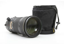 Nikon AF-S Nikkor 300 mm 2.8 G ED VR + Sehr Gut (212019)