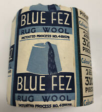 New ListingBlue Fez Color 27 Rug Yarn Latch Hook
