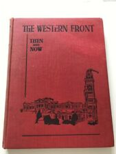 More details for the western front, then & now. 1938 profusely illustrated. 12 images in listing.