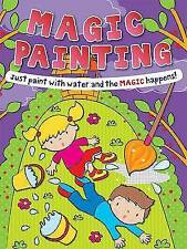 """""""AS NEW"""" Magic Painting Nursery Rhymes: Magic Painting Book, Maria Constant, Boo"""