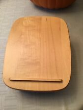 New ListingLongaberger Note Pad Basket With Protector (2000)