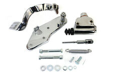 Replica Hydraulic Brake Control Kit Chrome for Harley 58 - 69 Panhead Shovelhead