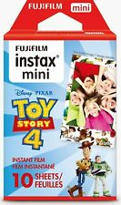 Fujifilm Instax Mini Toy Story 4 Instant Film - 1 Pack - 10 Sheets