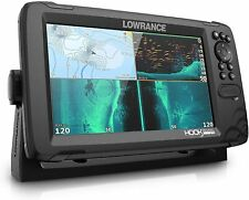 Lowrance Hook Reveal 9 TripleShot Plotter/Fishfinder 000-15535-001