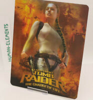 TOMB RAIDER 2 cradle life - Lenticular 3D Flip Magnet Cover FOR bluray steelbook