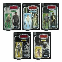 Star Wars Black Series Empire Strikes Back 40th Anniversary Wave 1 Set PREORDER