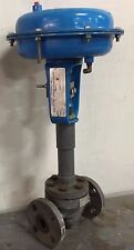"Warren Controls Model 58N Flanged Control Valve, 1-1/2"" #300 Flanged, Trim S.S."
