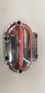 Harley Genuine chrome Transmission cover from Fatboy but suits others