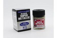GUNZE Sangyo Mr Color Super Metallic SM05 Super Titanium