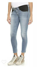 NWT Citizens of Humanity Jeans Size 27 Avedon Maternity Ankle Sea Isle blue $198