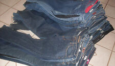 25 pairs of Blue Ladies Jeans Bulk Sale many brands mixed Lots & Sizes (EUC)