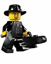 Lego  Collectable Minifigure Series 5 - Gangster Guy - Mafia - Violin Case - NEW