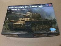 Hobbyboss 84818   1/48 German Pz.Kpfw KV-1 756(r) tank Assembly Kit