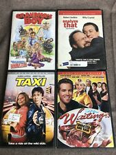 Movie DVD Lot 8 Total