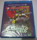 EL CASTILLO EN EL CIELO - STUDIO GHIBLI COLLECTION -ED ESPECIAL BLURAY + DVD NEW