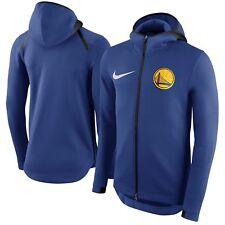 NIke Golden State WARRIORS Therma Flex SHOWTIME Hoodie Jacket  Men 3XL NEW!