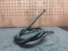 06-09 Suzuki VL800 Boulevard C50 front brake break line hose rubber