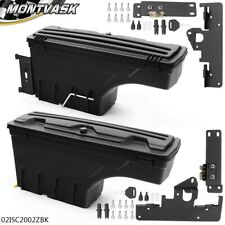 New ListingRear Left & Right Truck Bed Storage Box Toolbox For 2005-2020 Toyota Tacoma