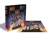 Rock Band KISS 1976 Destroyer Studio Album 500 Piece Jigsaw Puzzle Gene Simmons