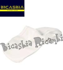 6666 - RIVESTIMENTO BIANCO PER SELLA SELLONE VESPA 50 100 125 PK S - BICASBIA