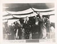 WWII 1945 Okinawa Giesha Girl show US Army Photo