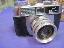 Halina Paulette Electric Viewfinder 35mm Film Camera 1967 HAKING WONG VINTAGE