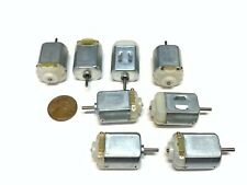 8 Pieces Miniature small mini micro motor car robot diy dc 3v 5v 4.5v truck B6