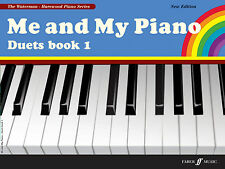 Me And My Piano Keyboard Duets 1 EASY Keyboard Duet Play SONGS FABER Music BOOK