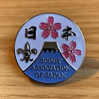 Scout Woggle - Scout Association Of Japan