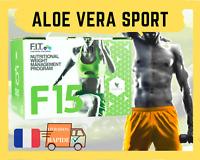 ALOE VERA PROGRAMME ALIMENTAIRE PERTE DE POIDS BRÛLE GRAISSE F15 ADULTE NEUF FR✅