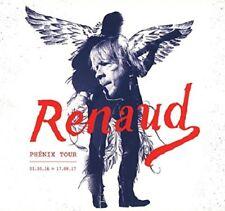RENAUD - PHÉNIX TOUR SOFTPAK 2 CD NEW+