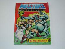 MOTU HE-MAN MASTERS OF THE UNIVERSE MINI COMIC 1983 DRAGON'S GIFT - DE IT