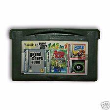 【 142 in 1 】Nintendo Game Boy Advance SP  Handheld System Cartridges