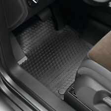 Original Volkswagen Satz Gummimatte vorn VW Golf V / VI schwarz NEU