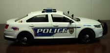 Tallahassee Florida Police 2013 Ford Police Interceptor 1:24 Scale, Motor Max