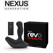 Stimulateur intime vibrant rechargeable Nexus Revo Stealth massager woman toys