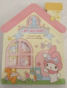 Sanrio My Melody Notepad House