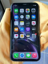 Apple iPhone Xr - 128GB, Black, Unlocked, MRY92B/A, Good Condition