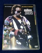 Miles Davis DVD Prince Of Darkness Live in Europe Concert Jazz Blues Music