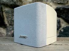 BOSE Single Cube Einzelcube Acoustimass 6 10 Lifestyle 20 25 V10 30 Lautsprecher