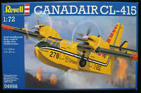 REVELL 04998 - CANADAIR CL-415 - 1:72 - Löschflugzeug Bausatz Firefighting Plane