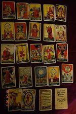 Rare Thomson Leng Tarot - 1935